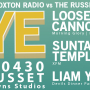New Years Eve Hoxton Radio vs The Russet