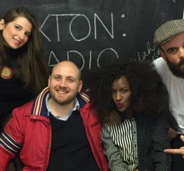 Hoxton Fashion Show with Beagle London & Taylor Taylor