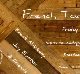 French Toast Live