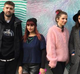 Hoxton Fashion w Rebekah Roy, Eat Chic + Taylor Taylor