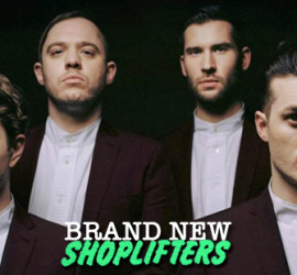 Shoplifters - brand new Everything Everything