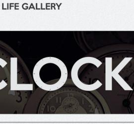 Clocks at Graffiti Life