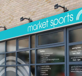 Market Sports offer 50% off joining fee