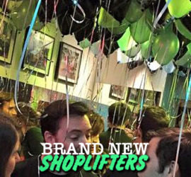 Shoplifters, live from Luke Jacob hair