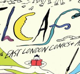 East London Comic & Arts Festival