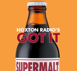 Hoxton Fashion & Becca D with Supermalt