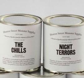 Monster Supplies: Tinned Fear