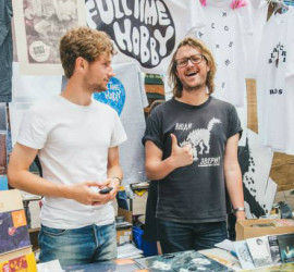 Independent Label + London Brewers Market at Old Spitalfields