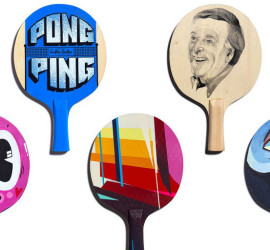 KK Outlet: The Art of Ping Pong