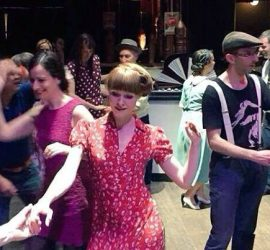 Swing Time Dance at Hoxton Hall