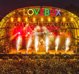Lovebox Saturday review