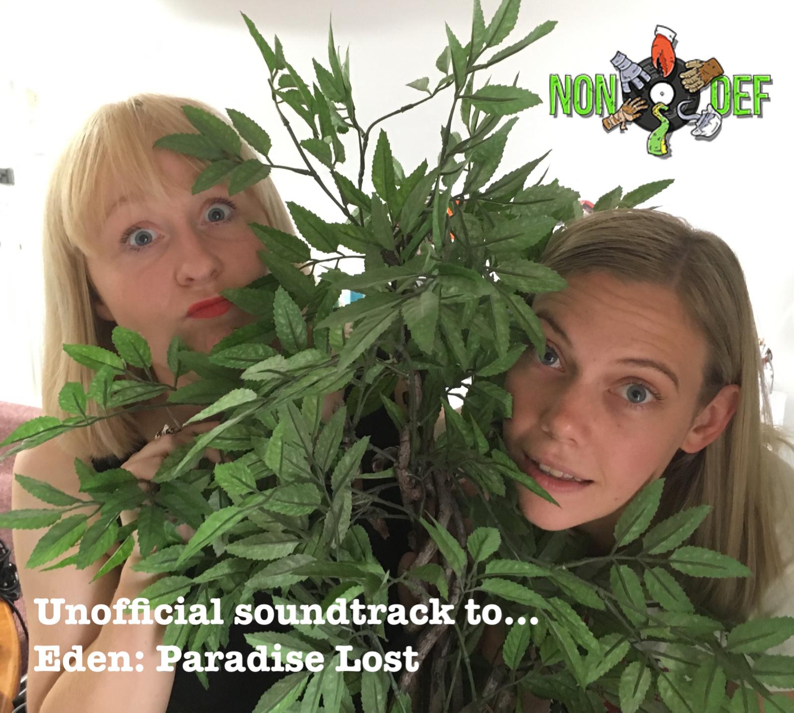 description of eden in paradise lost