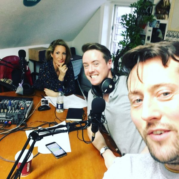 Laura, Andrew and Jim on The Weekly Appdate