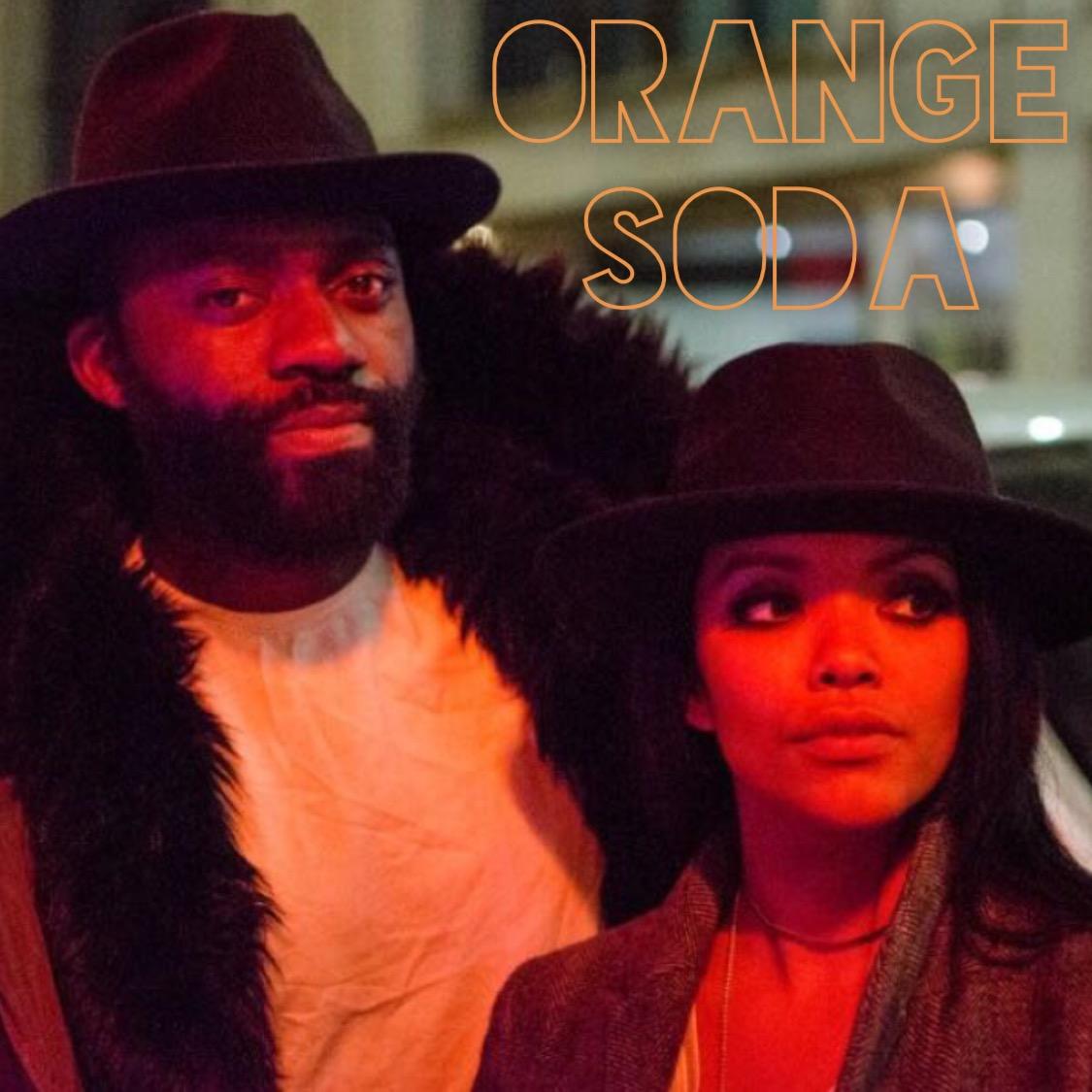 JJ and Coco of Orange Soda