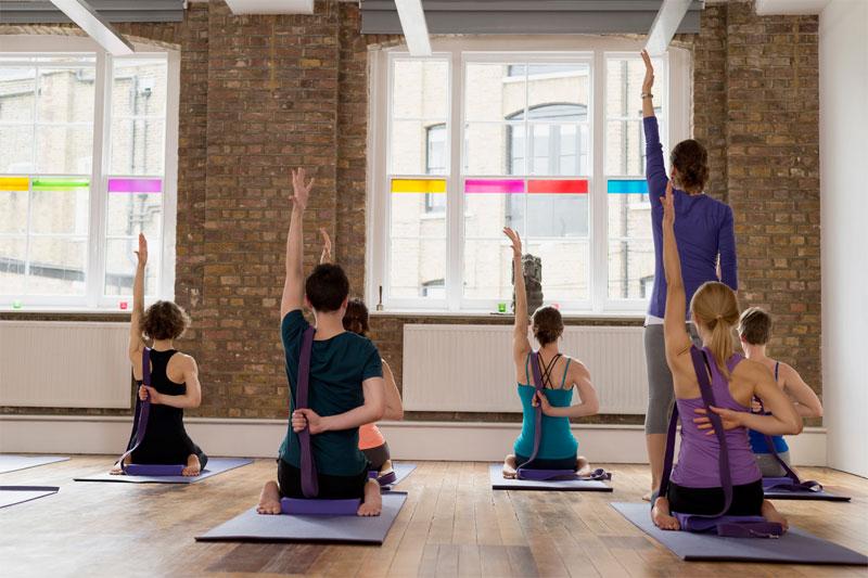yoga class east london triyoga